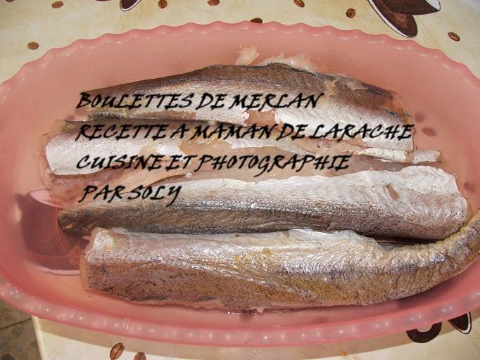 L'KOUARI D'MERNAN DI MAMA-LES BOULETTES DE MERLAN A MAMAN 1-10