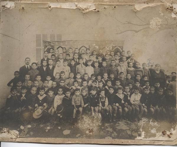 ECOLE DE L'ALLIANCE ISRAELITE UNIVERSELLE GARCONS TANGER 190410