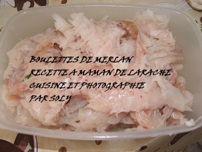 L'KOUARI D'MERNAN DI MAMA-LES BOULETTES DE MERLAN A MAMAN 211