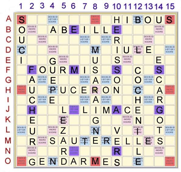 Scrabble 8 : Les petites bêtes du jardin - Page 2 Scrabb38