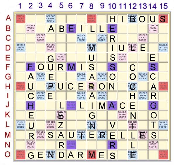 Scrabble 8 : Les petites bêtes du jardin - Page 2 Scrabb39