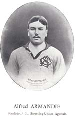 Palmarès du Sporting Union Agenais Alfred10