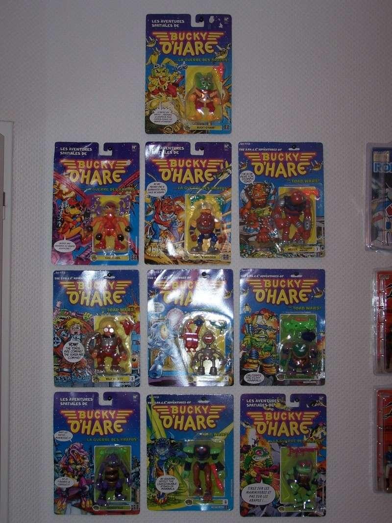 BUCKY O'HARE (Hasbro) 1991 100_2517