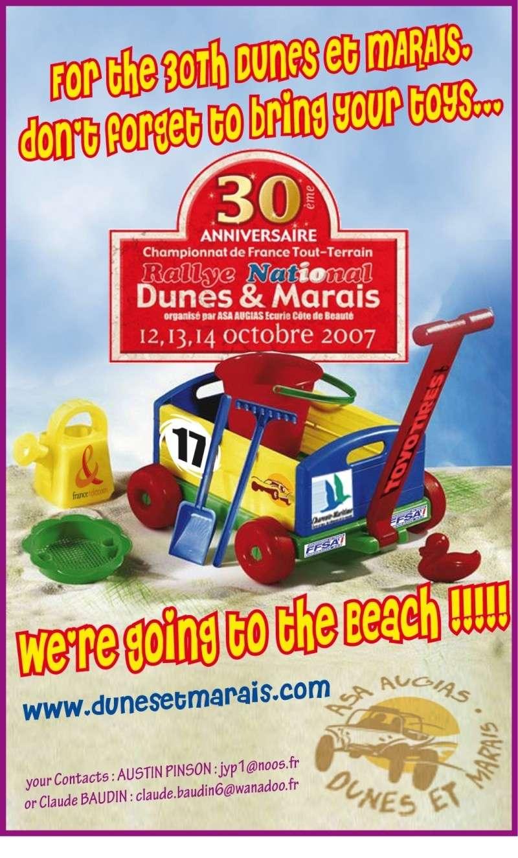 Flyer pour nos amis anglais Dunes210