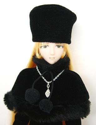 C.D.S. Leiji Matsumoto Dolls ( Zero goods universe) 2006 Cds12_11