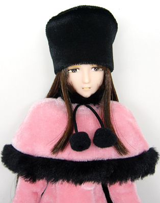 C.D.S. Leiji Matsumoto Dolls ( Zero goods universe) 2006 Cds14_11