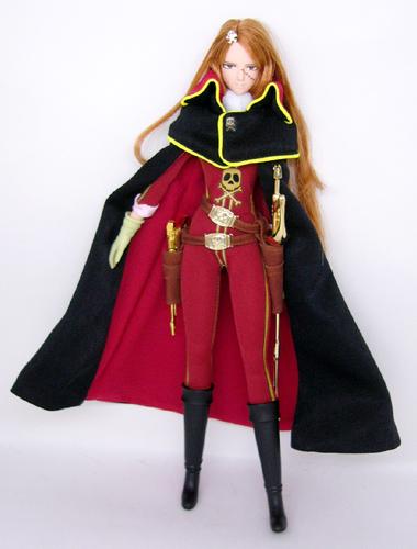 C.D.S. Leiji Matsumoto Dolls ( Zero goods universe) 2006 Cds17e11