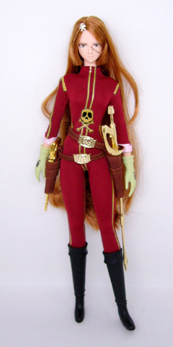 C.D.S. Leiji Matsumoto Dolls ( Zero goods universe) 2006 Cds17e13