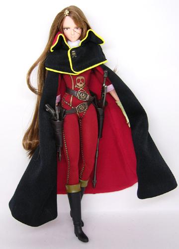 C.D.S. Leiji Matsumoto Dolls ( Zero goods universe) 2006 Cds19_10
