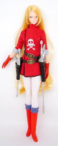 C.D.S. Leiji Matsumoto Dolls ( Zero goods universe) 2006 Cds23-11