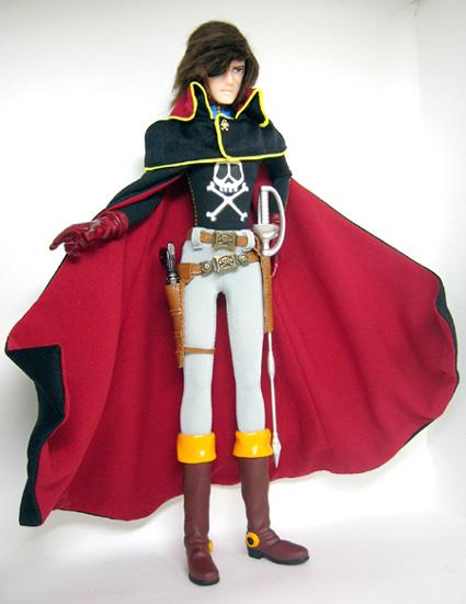 C.D.S. Leiji Matsumoto Dolls ( Zero goods universe) 2006 Herloc10