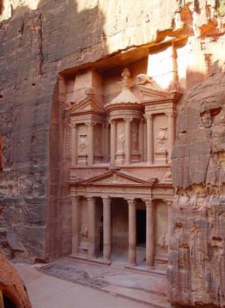 Petra - Jordanie Mid_le10