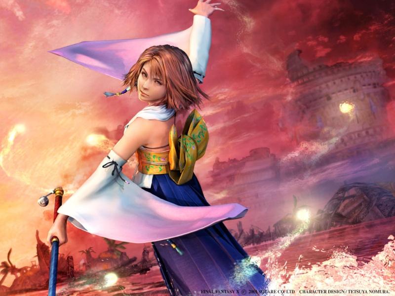 Final Fantasy Ffx10