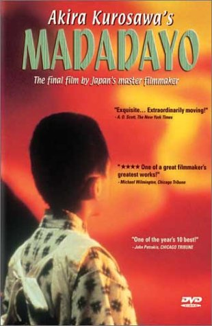 AKIRA KUROSAWA (réalisateur) Madada10
