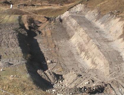 [EK]Réaménagement des pistes de l'Espace Killy - Eté 2007 Tignes10