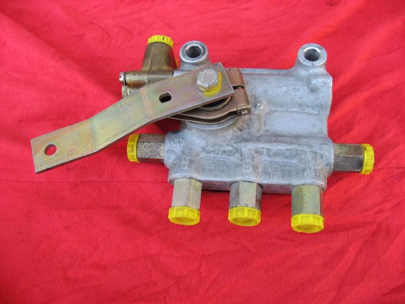 Remplacement valve de suspension Rempla10