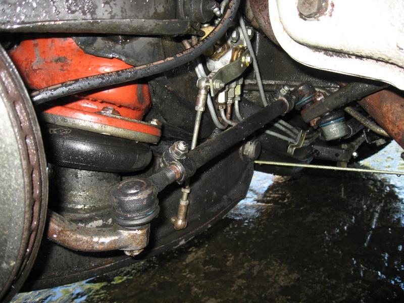 Remplacement valve de suspension Rempla12