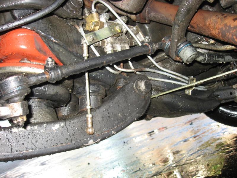Remplacement valve de suspension Rempla13