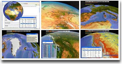 خيطة العالم ثلاثية الأبعاد مع معلومات تفصيلية Snap1_10