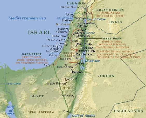 fonds d ecrans sur israel et le peuple juif Israel10
