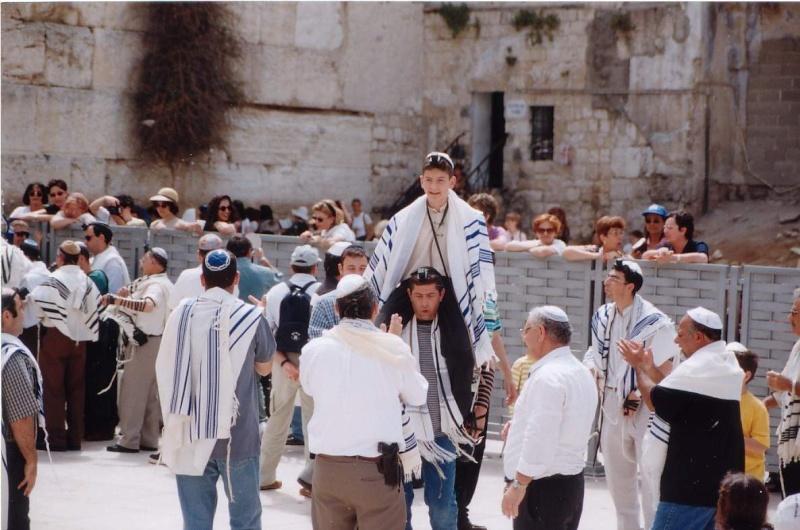 fonds d ecrans sur israel et le peuple juif Wester10