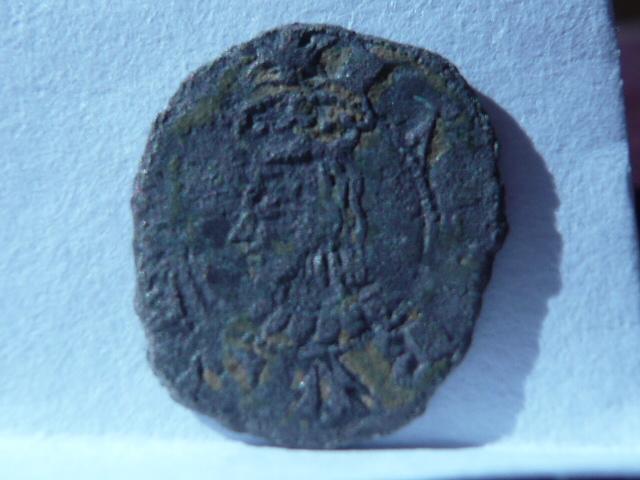 Dinero de Jaime II (Barcelona, 1291 - 1327 d.C) P1000813