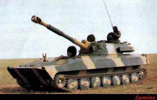 القوات البرية الجزائرية 2s110