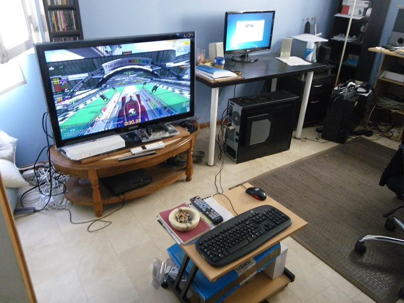 Test trackmania sur écran 107cm Imgp0210