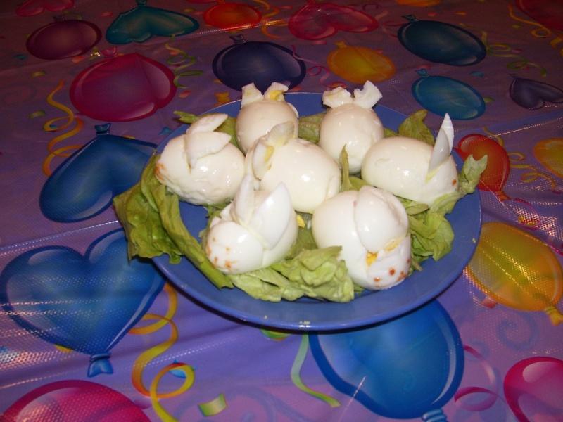 Idées repas rigolo pour Pâques Photos12