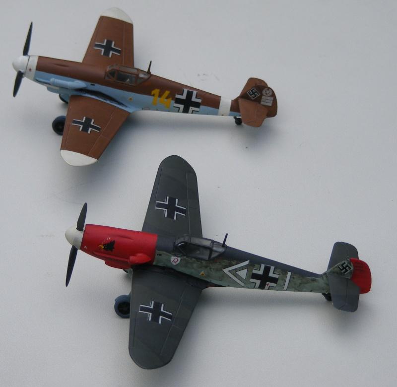 [Frog] Bf 109F 2007_038