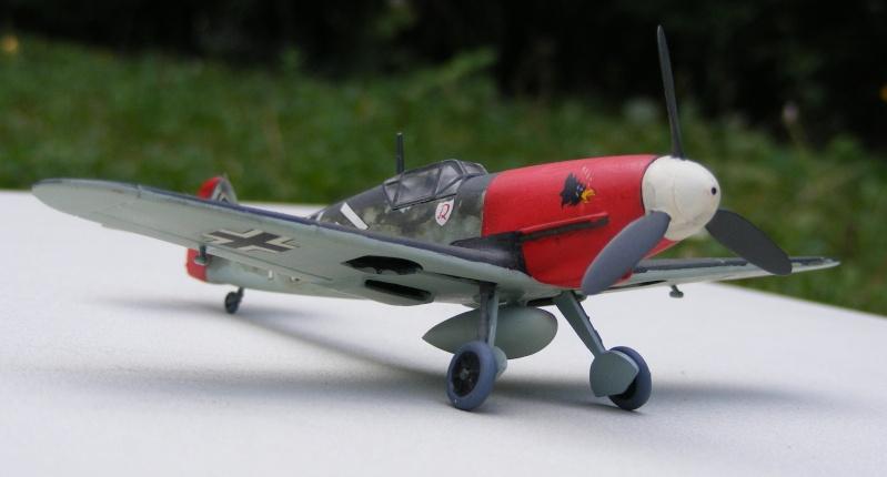 [Frog] Bf 109F 2007_042