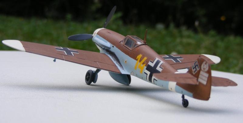 [Frog] Bf 109F 2007_045