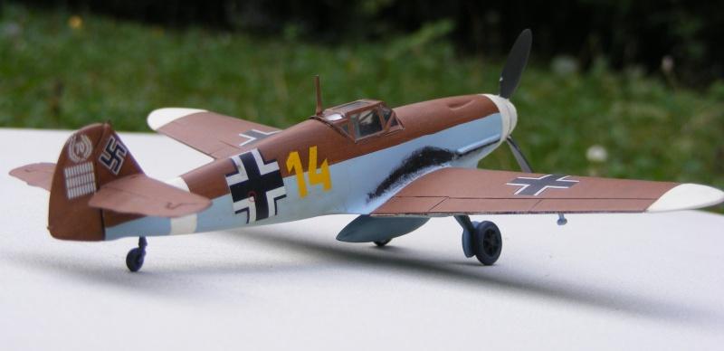 [Frog] Bf 109F 2007_046