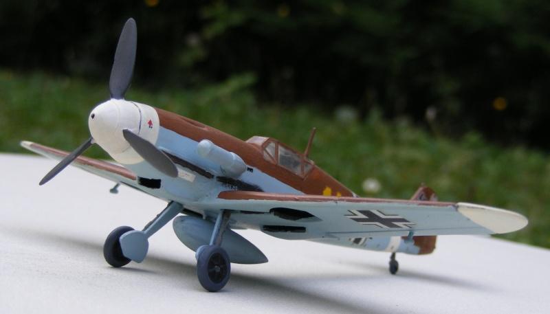 [Frog] Bf 109F 2007_049