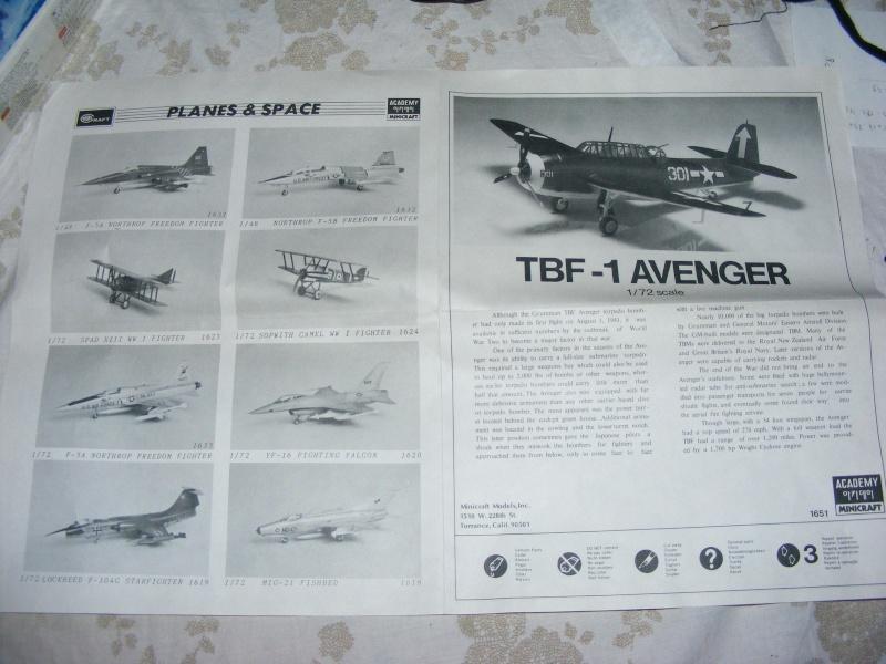 TBF/M-1 Avenger Academy VS Frog Chapitre 2 Dscf3821