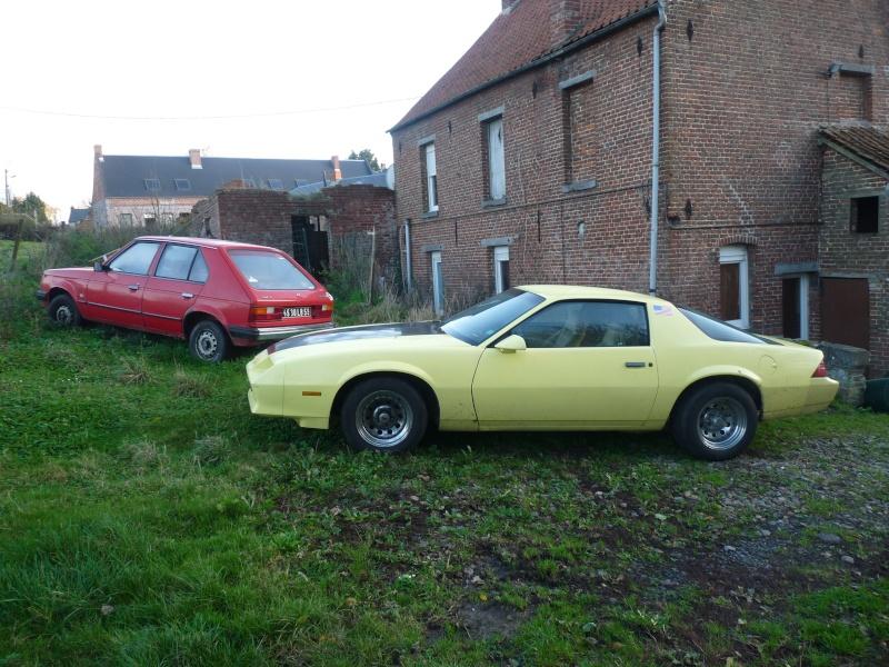 Camaro V8 1982 moulin HS faire offre P1030511