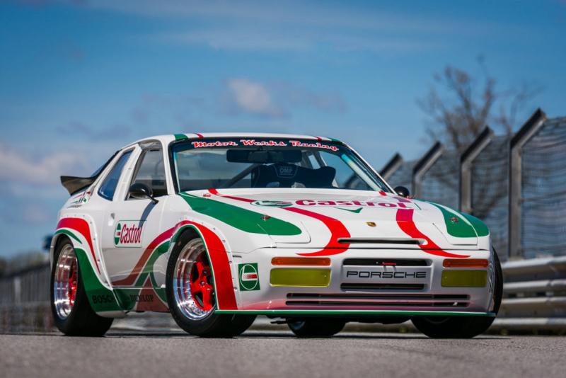 Porsche 944 racing 20170410