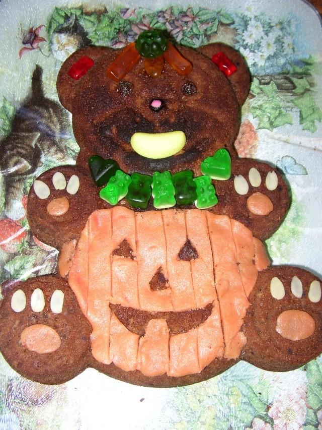 Nounours d'Halloween Nounou10