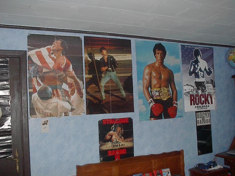 collection Rocky Balboa Gold Im001111