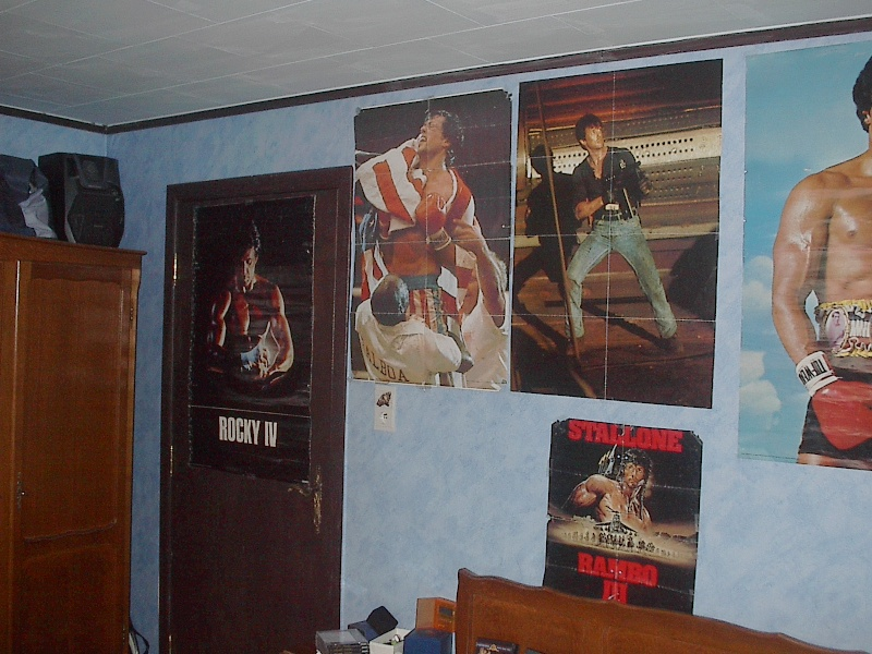 collection Rocky Balboa Gold Im001113