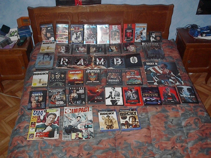 collection Rocky Balboa Gold Im001114