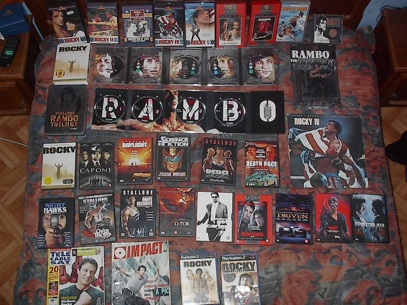 collection Rocky Balboa Gold Im001116