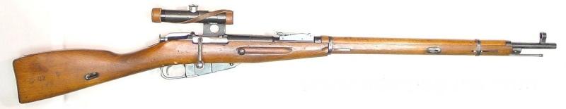 mosin nagant Sniper10