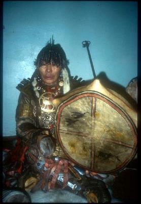 Le Shamanisme en Mongolie Chaman10