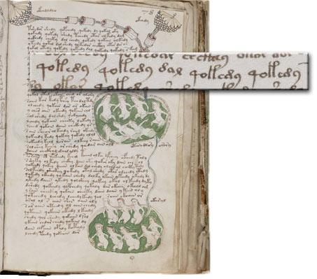 Manuscrit de Voynich Voinic10