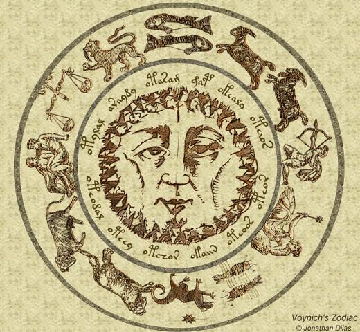 Manuscrit de Voynich Voynic14