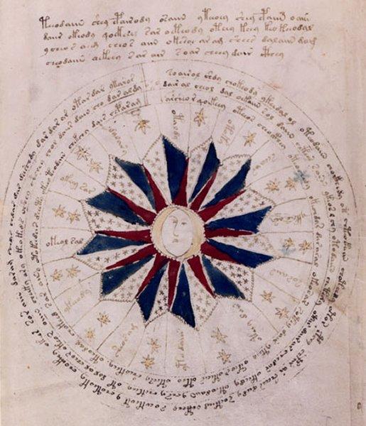 Manuscrit de Voynich Voynic16