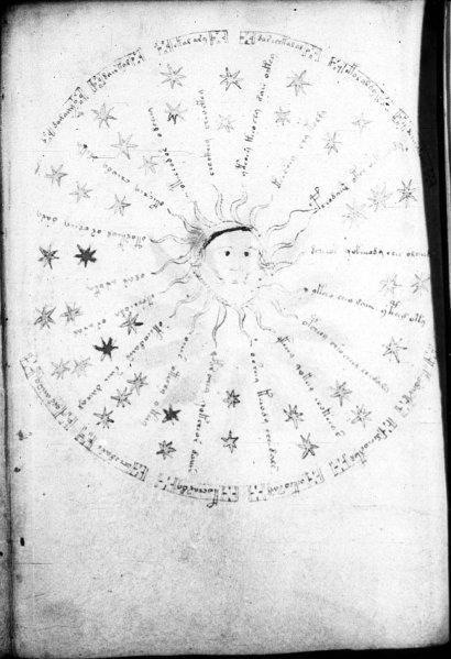 Manuscrit de Voynich Voynic17