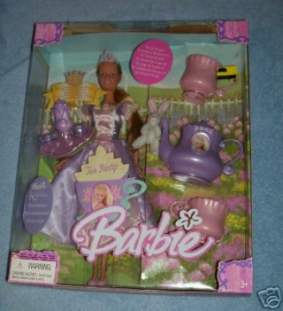 Barbies Princesses Raipon10