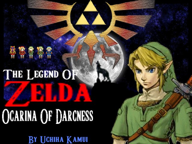 The legend of Zelda ocarina of darknes rpgmxp Ecran_10
